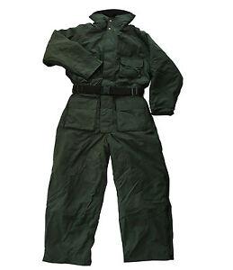 Sundridge Polar Breathable Green Waterproof All Weather 1 Piece  Carp Suit