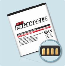 PolarCell Motorola BP6X SNN5843A 1600mAh Hochleistungs-Akku Batterie Accu Acku