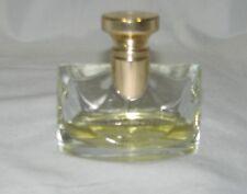 Bvlgari Bulgari Pour Femme Eau De Parfum Spray 1.7oz 50ML EDP Made In Italy USED