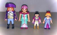 *MINT* Playmobil Royal Family People Figures King Queen Prince Princess Castle