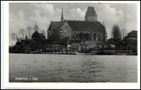 RATZEBURG Lbg. alte Ansichtskarte um 1945 AK Dom Kirche alte Postkarte