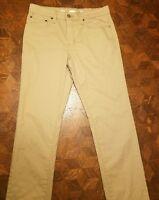 Urban Pipeline Men's Slim Straight Ultimate Flex Khaki Jeans 30X32 (Stretch)