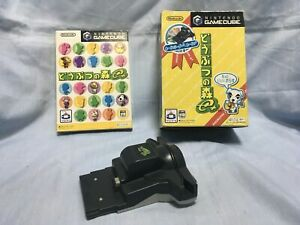 Game Cube DOUBUTSU no MORI e plus+ Card e Reader plus+ JAPAN by Fedex