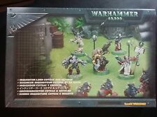 Warhammer GW 40k Inquisitor Lord Coteaz and Retinue Metal NIB OOP Sealed New
