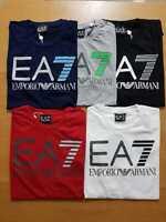 EMPORIO ARMANI Men's Short Sleeve Crew Neck T-Shirt 100% Cotton