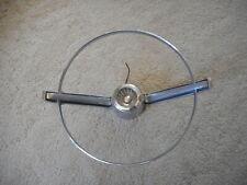 1967 Chrysler newport new yorker steering wheel horn ring 300 Mopar 1042 58301