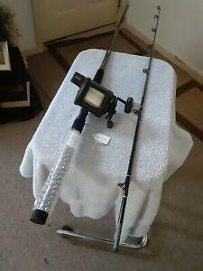 Trolling fishing Rod Okuma 7'25lb Médium And Trolling Reel Bass Pro Shops