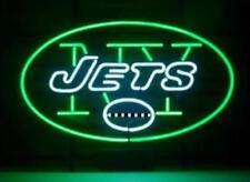 "New York Jets Beer Neon Sign 17""x14"""