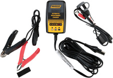 Moose Optimate 1 12-Volt Automatic Battery Maintenance Charger Motorcycle ATV