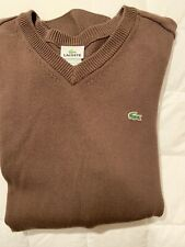 Mens Lacoste Sweter Size 7