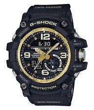 Casio Men's Master of G Mudmaster GG1000GB-1A 'G-Shock' Gold Black Watch
