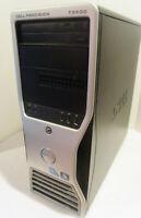 Dell Precision Workstation T3500 (Intel Xenon W3503   2.4GHz 4GB 250GB Win 7)