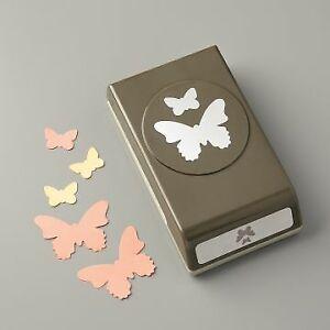 Stanze Handstanze Schmetterlingsduett  Schmetterling Duett  Stampin' up! NEU OVP