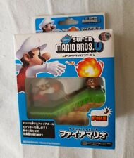 New super Mario bros wii u figure fireball fire