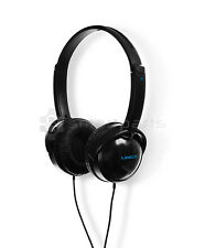 Lavolta SH-301 Lightweight Stereo Headphones Monitor Style Closed Back On Ear