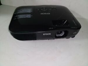 Epson EX51 LCD HDMI projector w/ remote bundle