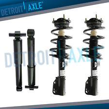 Chevy Traverse GMC Acadia Buick Enclave Front Strut Rear Shock 4pc Kit