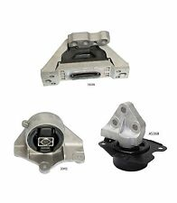3 PCS Motor & Trans Mount For 2003-2004 Saturn Ion 2.2L - Automatic Transmission