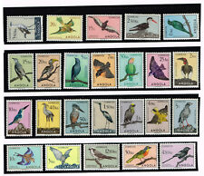 Angola 1951, Birds Scoot No. 333 -356, Complete Set MNH**, Very Fine  (n345)