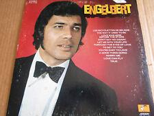 """""""ENGELBERT"""" 12"""" VINYL  33 RPM LP PARROT RECORDS XPAS 71026  1969"""