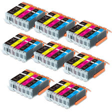 40 PK Ink Combo Set for Canon 250 251 Pixma MG5620 MX920 MG6600