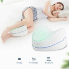 Memory Cotton Leg Pillow Sleeping Orthopedic Leg Pad Back Hip Joint Pain Relief