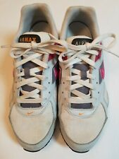 Nike Air Max Womens Size 9 Light Grey Pink Gently Preowned