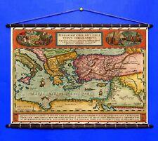 mediterranean map | eBay