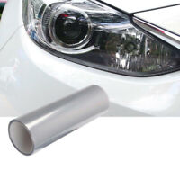 Vinyl Car Headlight Lamp Protector Film Sticker Anti-Scratch Sheet Foil 3-Layer