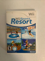 Wii Resort Sports Nintendo Wii with Manual