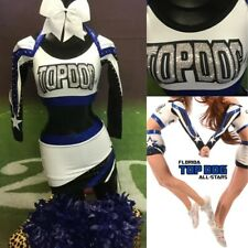 All Stars Real Cheerleading Uniform Youth Med Topdog