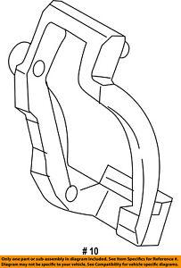 CHRYSLER OEM Brake-Front-Adapter 5143351AB
