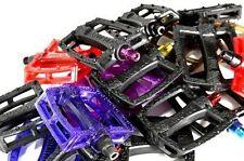 Colony BMX Fantastic Plastic Pedals Black