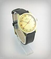 Vintage,classic...EDOX   Incabloc..Chatons..17 Jewels..SWISS.