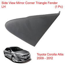 Side View Mirror Corner Triangle Fender LH For Toyota Corolla Altis 2009 - 2012