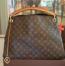 ❤Artsy MM ❤ Louis Vuitton Monogram Hobo Shoulder Tote Purse Handbag 100% LV👜