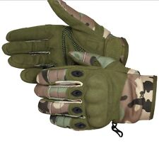 Viper Elite Tactical Combat Military Army Hard Knuckle Gloves V-Cam MTP Camo NEW