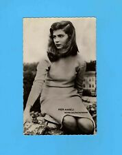 ►PIER ANGELI - CP - CARTE POSTALE - PHOTO - TBE  (Metro Goldwin mayer) 1954