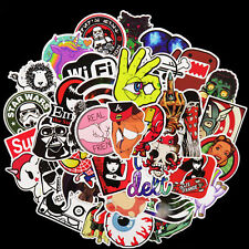 200 Random Vinyl Decal Graffiti Stickers Car Bomb Laptop Waterproof Skate Laptop