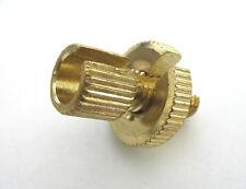 Stellschraube Einstellschraube Bowdenzug Kupplungs- oder Bremszug M8 GOLD 9
