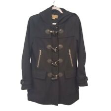 MICHAEL Michael Kors Toggle Duffle Coat Size 4