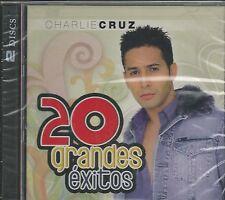 CHARLIE CRUZ CD - 20 Grande Exitos - BRAND NEW