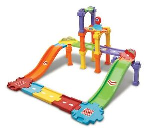 Vtech Baby 188203 Toot Toot Drivers Ultimate Track Set Toy - Multicolour