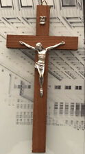 Wooden Cross With Jesus (non profit item)
