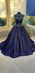 Ballkleid,Prinzessin,Henna Abend Kleid in Größe 34,36,38