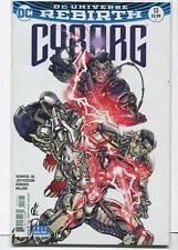 Cyborg #13 Nm Rebirth Dc Comics Cbx1S