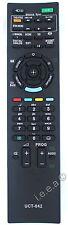 Ersatz fernbedienung für Sony TV  KDL-32CX520 , KDL32CX520