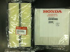 08 10 HONDA ODYSSEY ENGINE AND CABIN AIR FILTERS