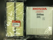 08-10 HONDA ODYSSEY ENGINE AND CABIN AIR FILTERS