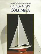 AMATI KIT 1:35 AMERICA'S CUP COLLECTION U.S. DEFENDER 1958 COLUMBIA ART 1700/81